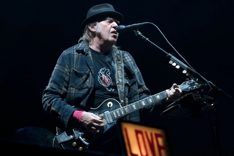 Ikke Trump-fan. Neil Young er den seneste rockstjerne, der sagsøger Donald Trump for ulovlig brug af musik.
