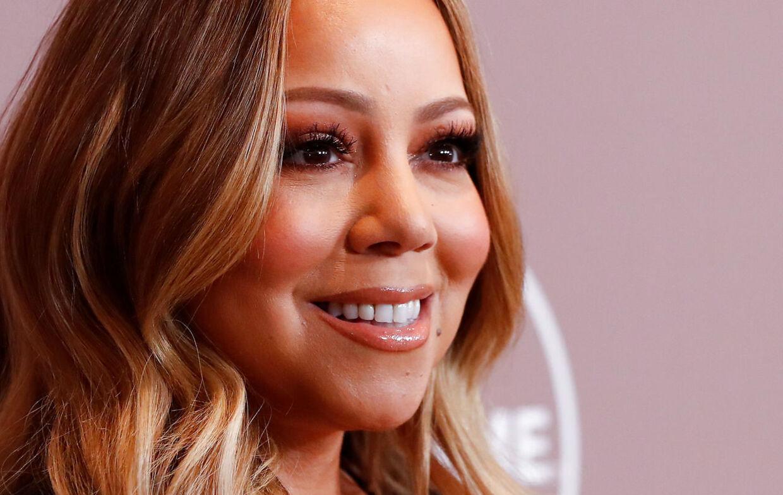 Mariah Carey har ikke kontakt med sin søster. REUTERS/Mario Anzuoni