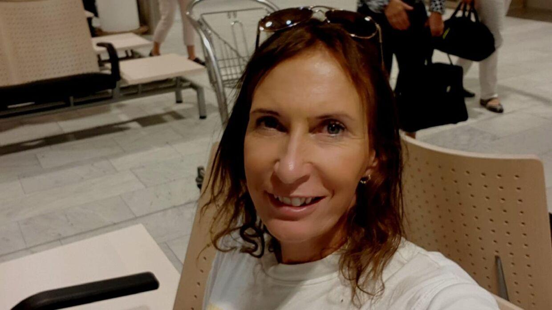 Susanne Gunnarsson havde en hård afslutning på karrieren.