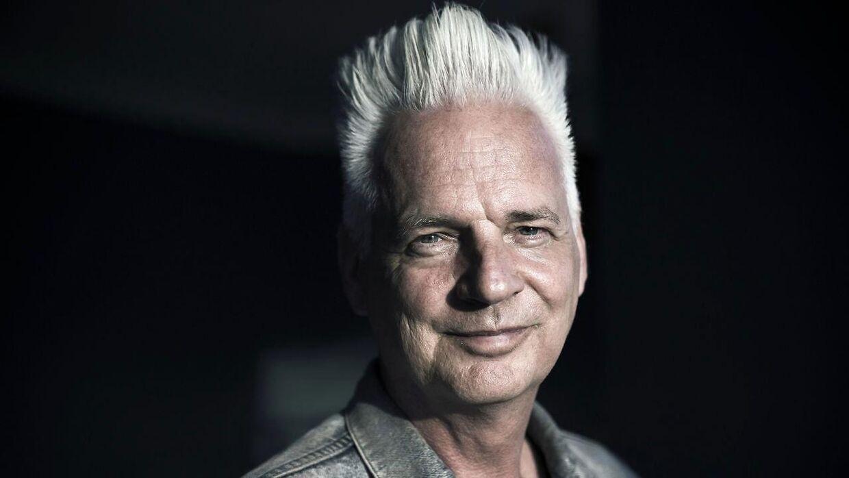 Thomas Heurlin, dansk tv-producent, journalist, direktør og stifter af produktionsselskabet Impact TV.