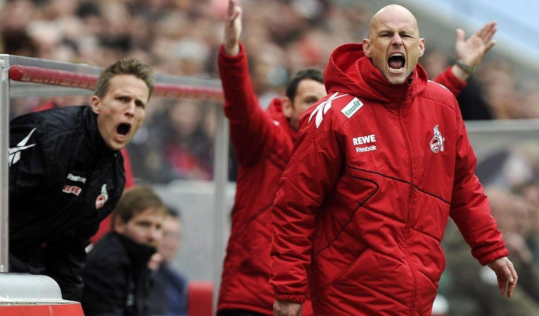 Ståle Solbakken fra tiden i FC Köln.