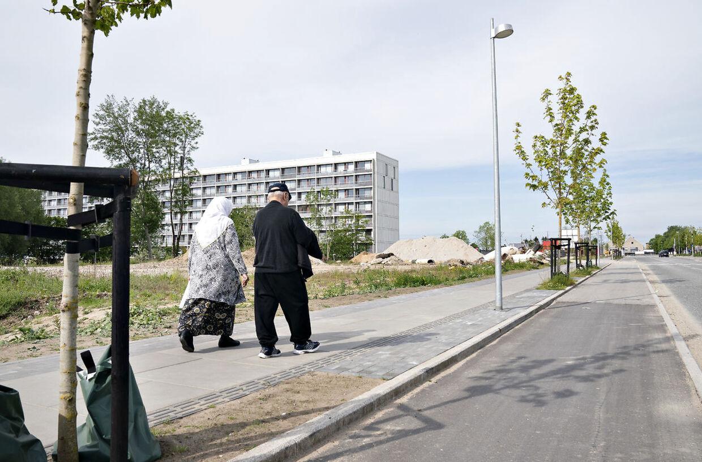 Der er konstateret smitteudbrud i blandt andet Gellerupparken i Aarhus blandt etniske minoriteter.