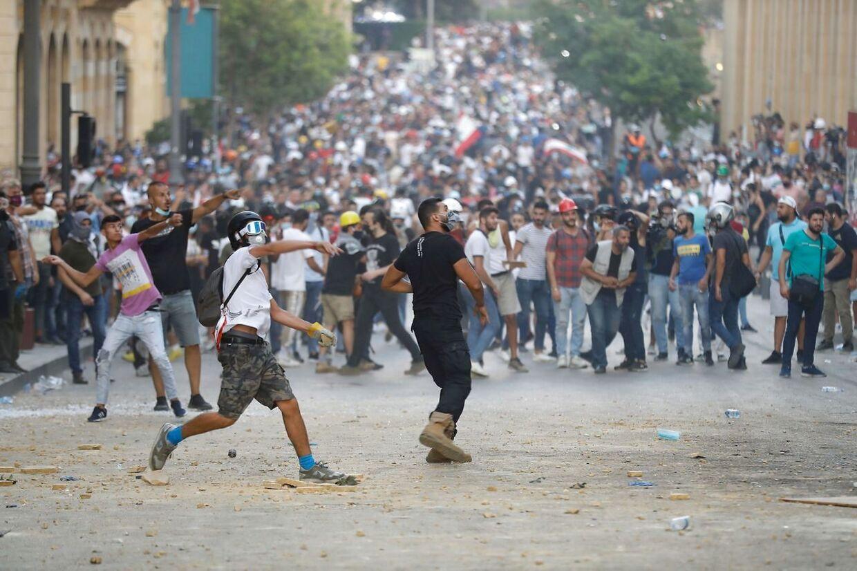 Flere tusind menensker var på gaden lørdag og søndag