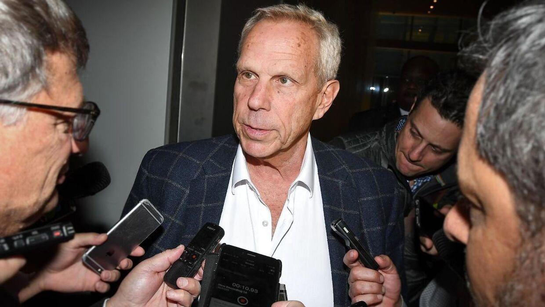 New York Giants-ejeren Steve Tisch har mistet sin datter, som har begået selvmord.