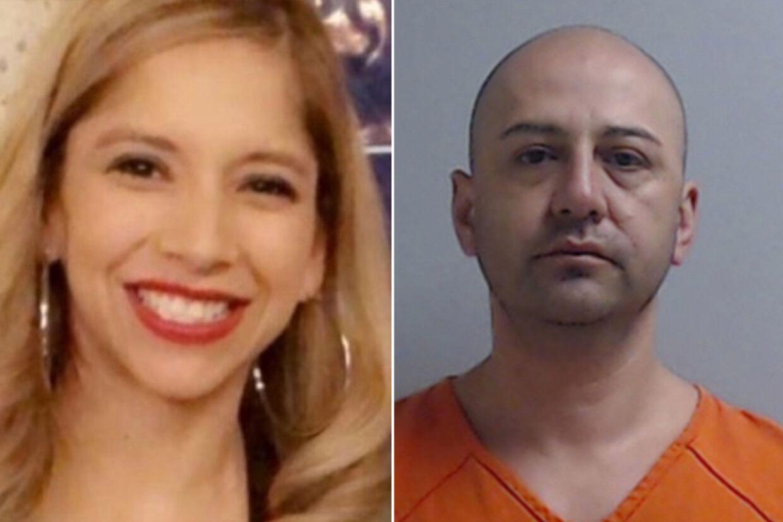 Richard Ford har tilsyneladende dræbt sin ekskone Melissa Banda.