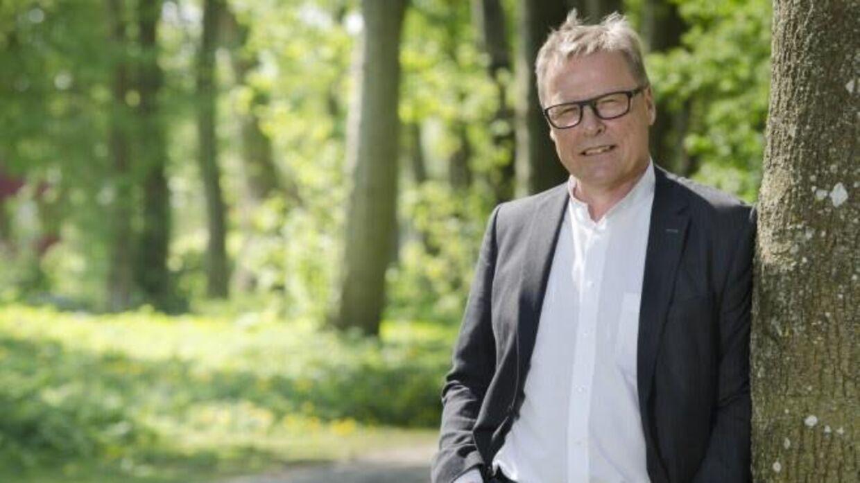 Direktør for Vestjysk, Jens Møller Nielsen, træder tilbage efter tre årtier på toppen. Foto: Anita Corpas/Vestjysk