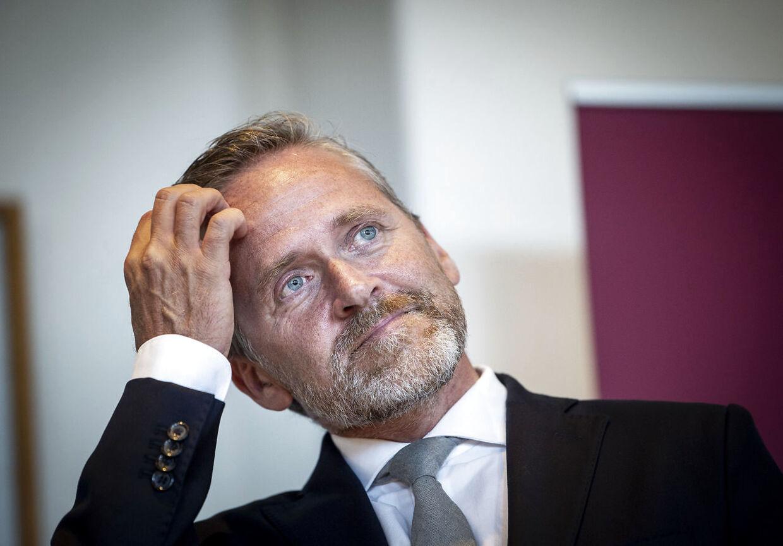 Tidligere LA-leder Anders Samuelsen.