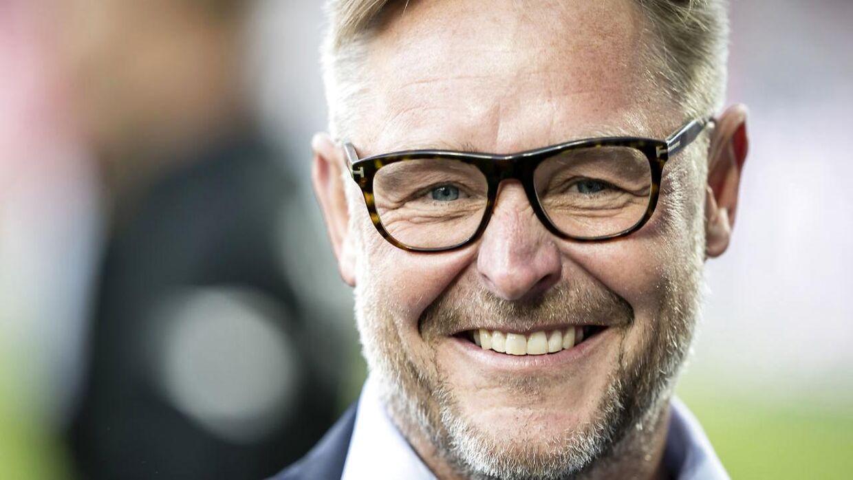 FC Midtjylland-direktøren, Claus Steinlein.