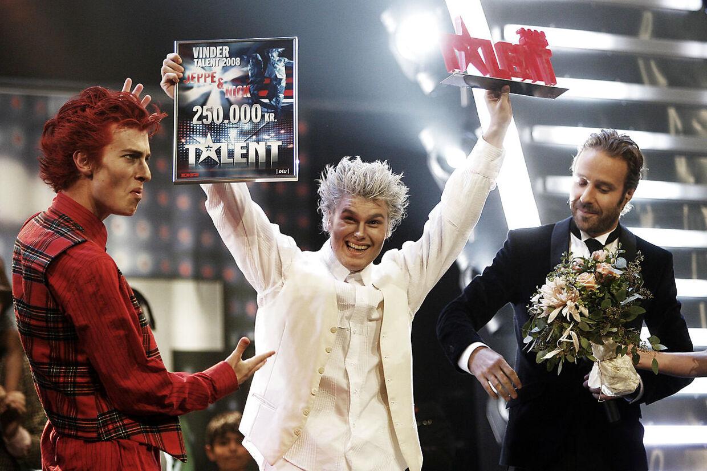 Robotdrengene vandt 'Danmark har talent' i 2008. Siden har der været fart på karrieren.