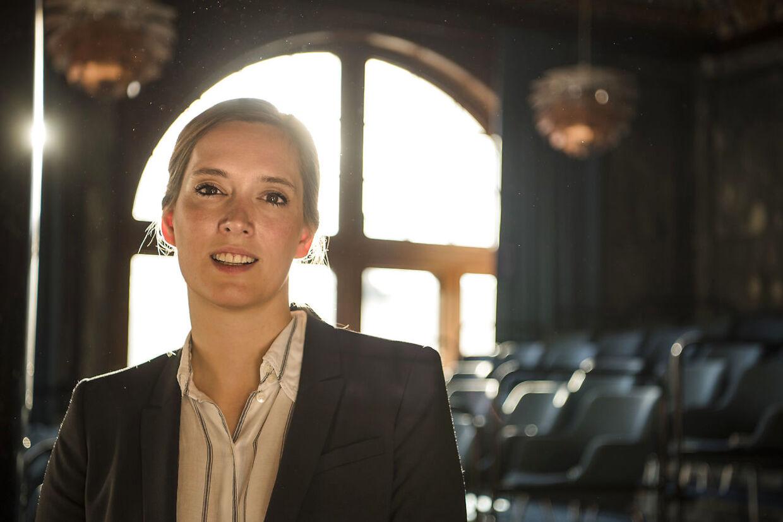 Privatøkonom i Danske Bank Louise Aggerstrøm Hansen.