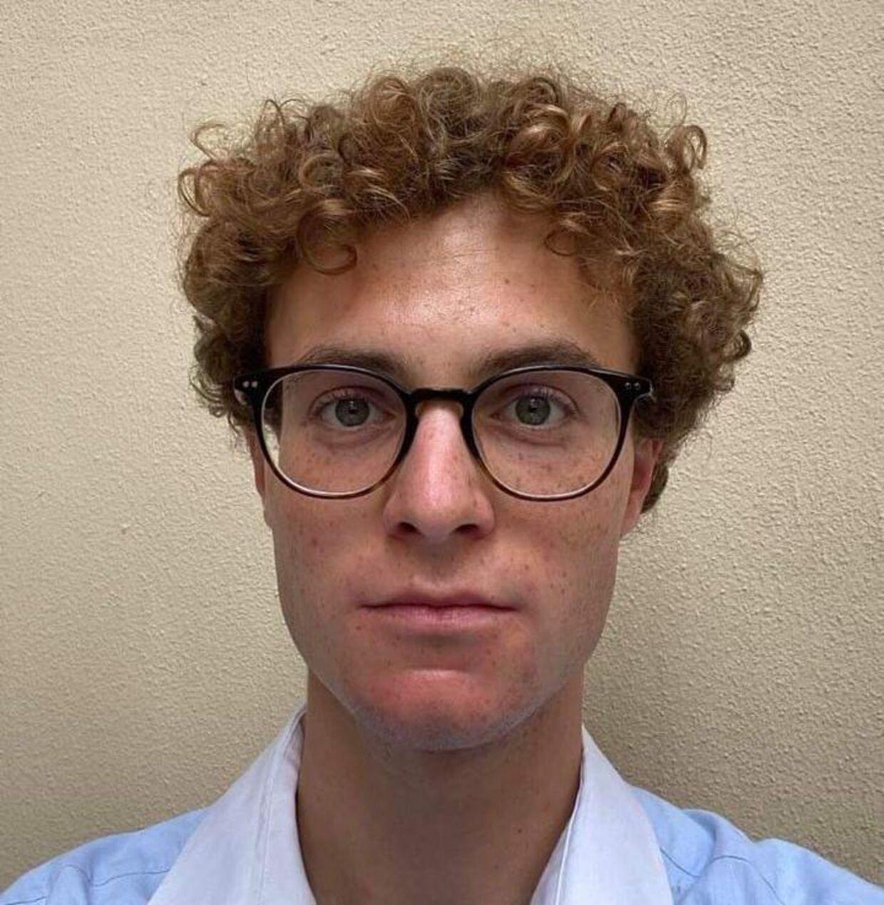 20-årige Claes Kirkeby Theilgaard.