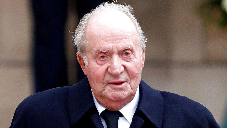 Den tidligere konge Juan Carlos er blandt andet anklaget for at have modtaget bestikkelse i millionklassen.