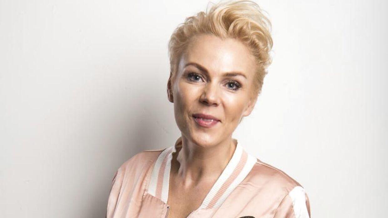 (Arkiv) TV vært - Lene Beier