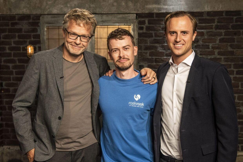 Både Jan Lehrmann og Christian Arnstedt investerede i sidste sæson i massør-virksomheden RaskRask, der har lavet en onlineplatform, hvor man kan finde og booke en massør.