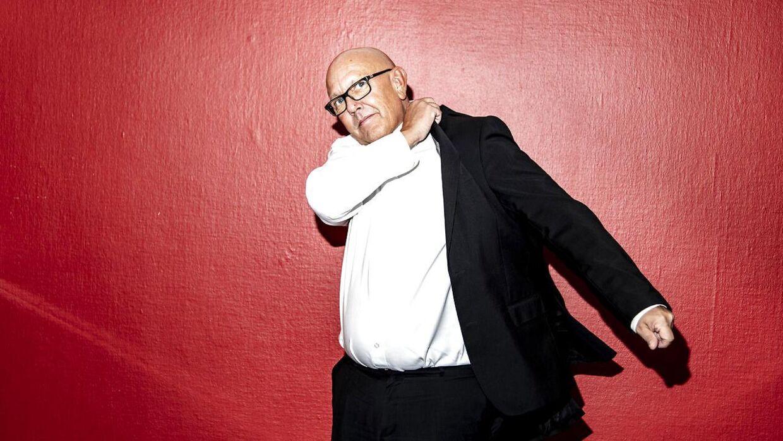 Peter Høgsted, Coops direktør. Her fotograferet på hovedkontoret i Albertslund