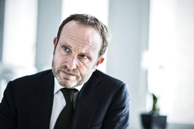 Tidligere udenrigsminister Martin Lidegaard er chokeret over spionskandalen.