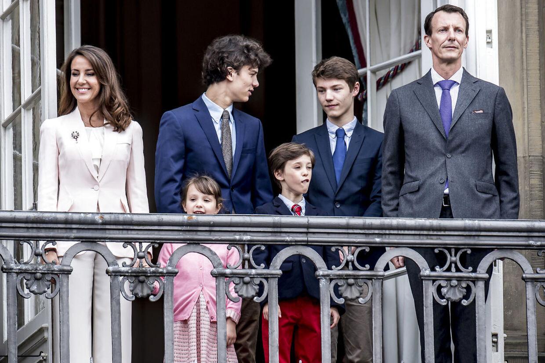 Det rystede hele familien, da prins Joachim fik en blodprop, fortæller prins Nikolai.