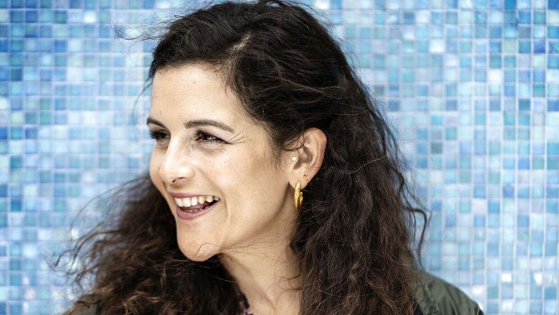 Petra Nagel har kun flotte ord til overs for sin medvært Abdel Aziz Mahmoud dagen efter bizart interview på live-tv.