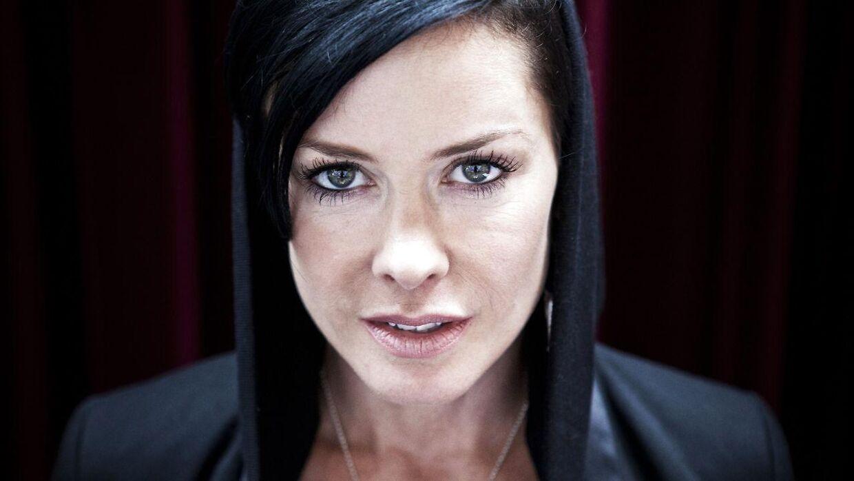 Lene Nystræm er blevet single.