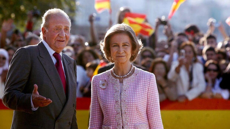 Kong Juan Carlos har været gift med dronning Sofia siden 1962. Angiveligt har han dog mange affærer undervejs.