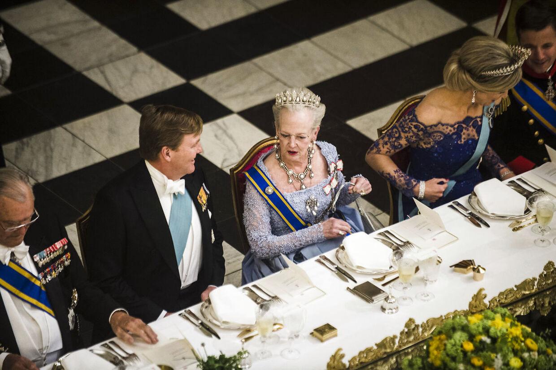 Har du altid drømt om at dække exceptionelt smukke borde, så er chancen der nu. (Foto: Simon Læssøe/Scanpix 2015)