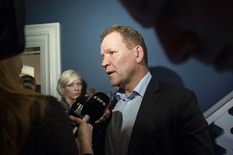 Troels Ravn, skatteordfører (S).
