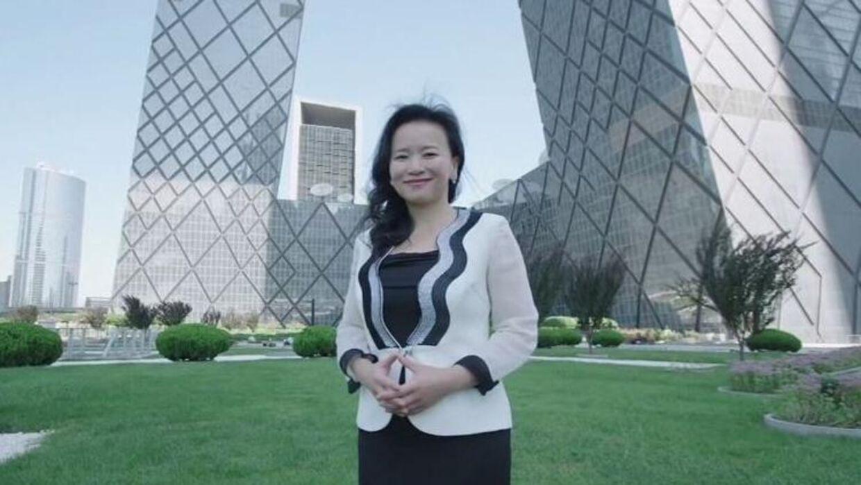 Cheng Lei, som er nyhedsvært og australsk statsborger, er tilbageholdt af de kinesiske myndigheder.