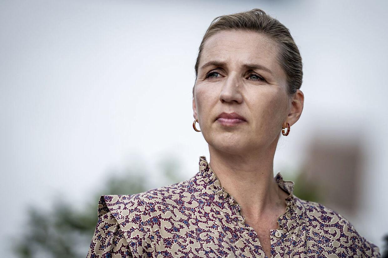 Statsminister Mette Frederiksen sagde under valgkampen, at der skal findes en ny placering til de kriminelle og udvisningsdømte udlændinge.
