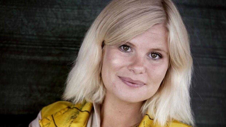 Sofie Linde i Operaen den 19. august 2020. (Foto: liselotte sabroe/Scanpix 2020)