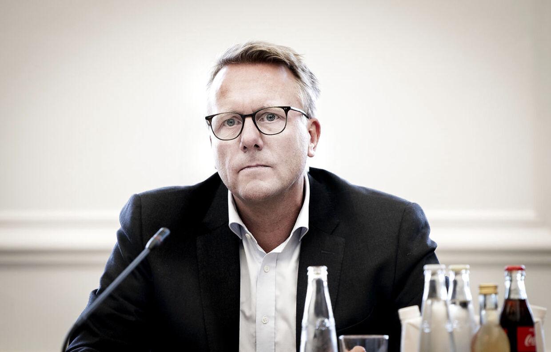 Skatteminister Morten Bødskov (S).