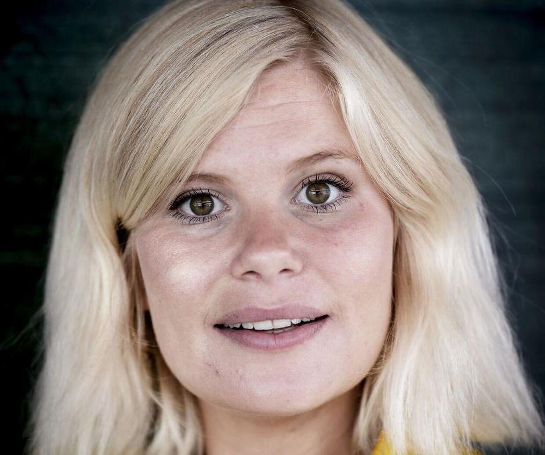 Sofie Linde synes ikke, at hun gør sig selv til offer, fortalte hun Pia Kjærsgaard.