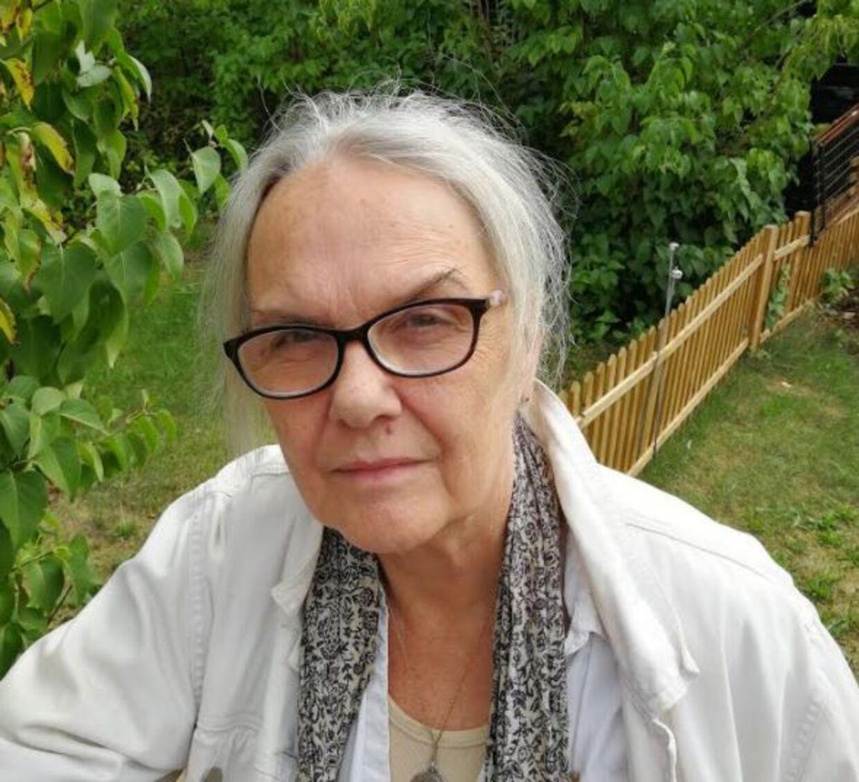 Lone Gustavsen, 69 år og fra Odsherred. Hun har kræft og er blandt de danskere, der frygter, at hun selv eller hendes arvinger aldrig får for meget betalt ejendomsskat tilbage fra staten.