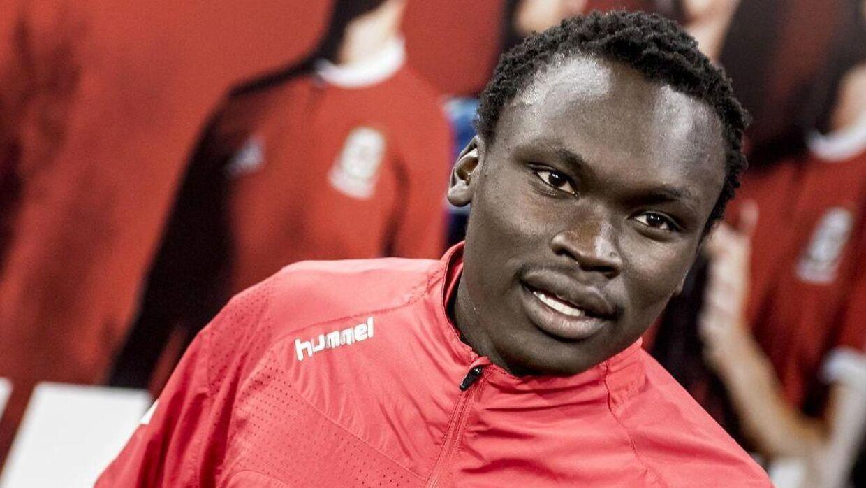 Pione Sisto kan være på vej tilbage til dansk fodbold, hvis han skriver under med FC Midtjylland.