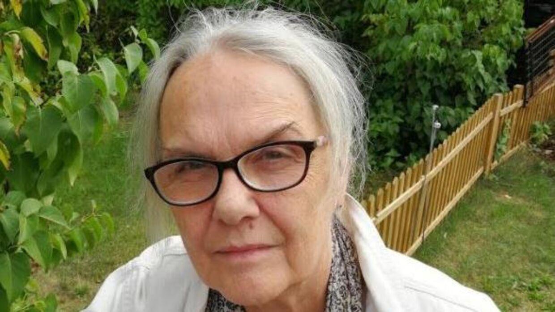 Lone Gustavsen, 69 år, Odsherred.