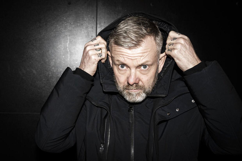Komiker Casper Christensen.