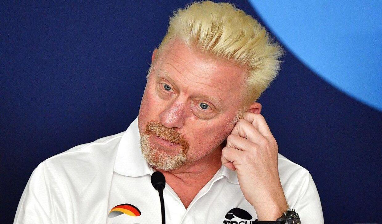 52-årige Boris Becker.