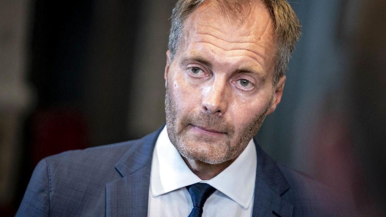 Peter Skaarup (DF) langer ud efter DR.