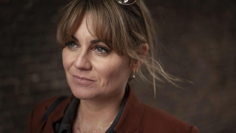 Arkivfoto af journalist Karen-Helene Hjorth, som støtter op og skriver under på at have oplevet sexchikane.