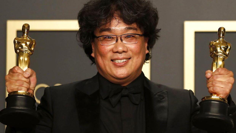 Den sydkoreanske film 'Parasite' vandt overraskende de fleste priser ved årets Oscar-uddeling.