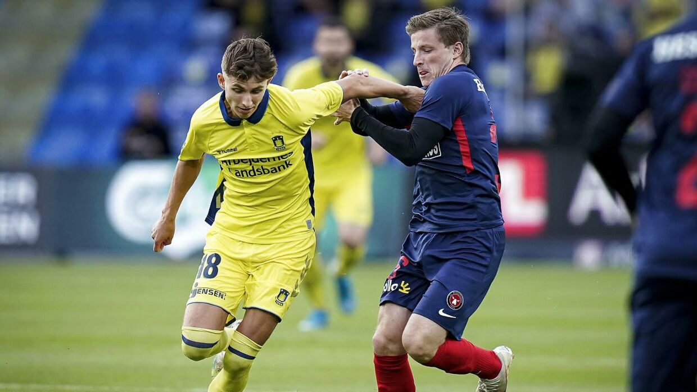 Jesper Lindstrøm er en af de unge talenter, Brøndby satser på. Men han skulle gerne have følgeskab af et par nye ansigter i dette transfervindue.