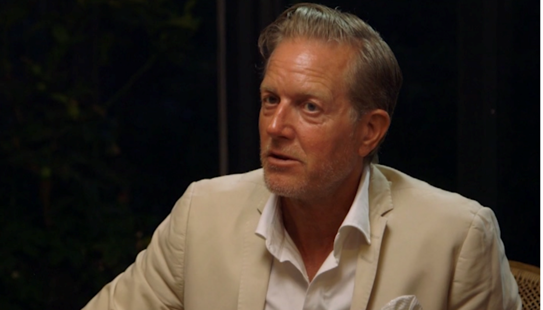 Peter Mygind i aftens afsnit af 'Til middag hos'