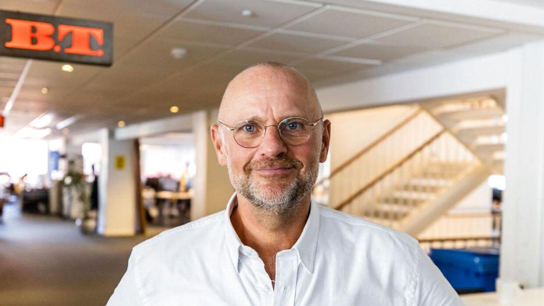 Henrik Wvortrup forstår ikke, hvorfor Enhedslisten ikke melder sig mere på banen. Foto: Jon Wiche