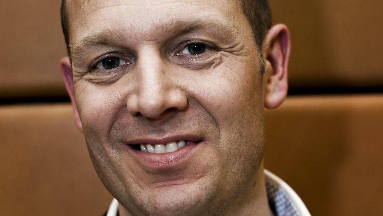 Per Søndergaard, direktør i Chanti.