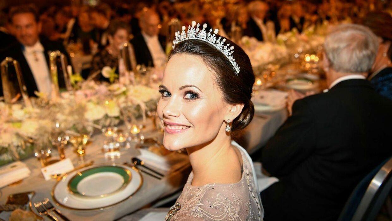 Prinsesse Sofia blev gift med sin mand, prins Carl Philip, i 2015.