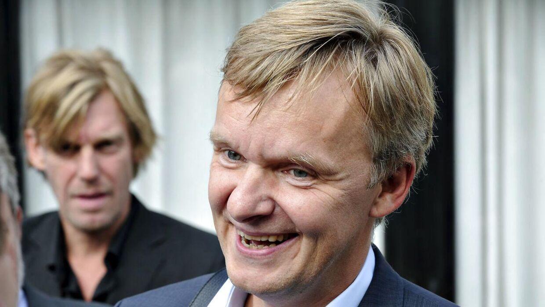 Ekstra Bladets ansvarshavende chefredaktør, Poul Madsen.