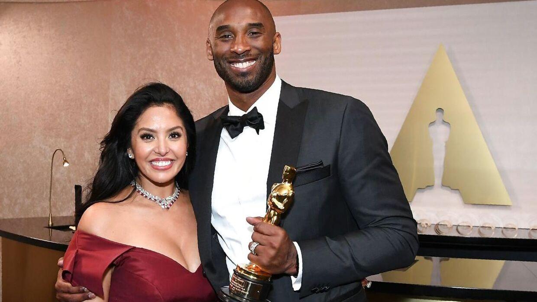 Vanessa Bryant nåede at være gift med Kobe Bryant i knap 20 år.