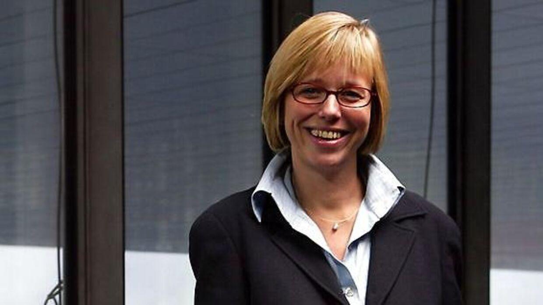 Ulla Pors er i dag chefredaktør på TV 2 News. Her ses hun i et arkivbillede fra 2004, hvor hun også var hos TV 2.