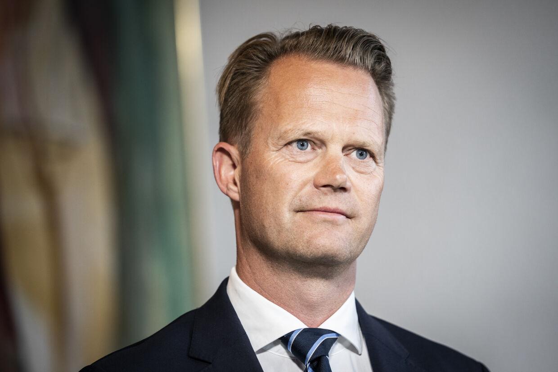 Udenrigsminister Jeppe Kofods (S) sag fra 2008, hvor han havde seksuelt samvær med en på det tidspunkt 15-årig pige, er blevet aktuel igen. (Arkivfoto) Ida Marie Odgaard/Ritzau Scanpix