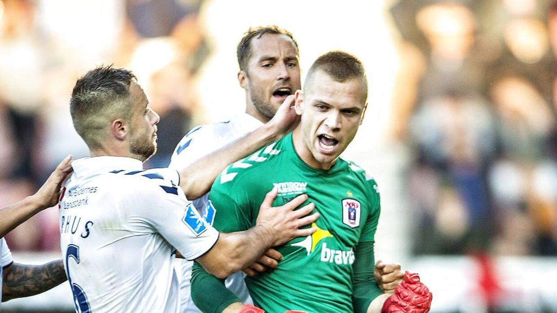 Jovanovic havde muligheden for at komme tilbage til Superligaen, men afviste AGF.