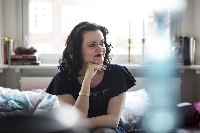 Forfatter Leonora Christina Skov.